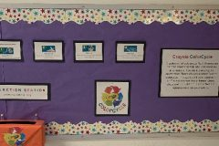 Colorcycle bulletin board